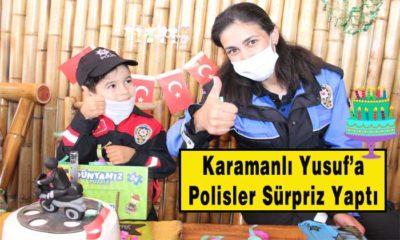 Karaman'da Yusuf Evladımızı Mutlu Ettiler