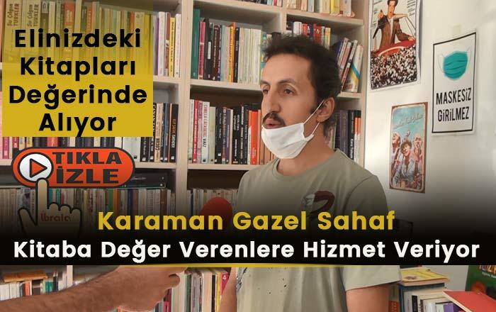 Karaman Gazel Sahaf