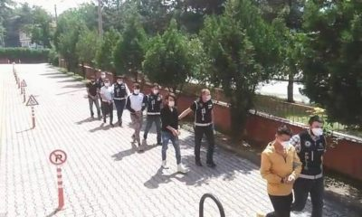 Karabük'te sahte para operasyonunda 5 tutuklama
