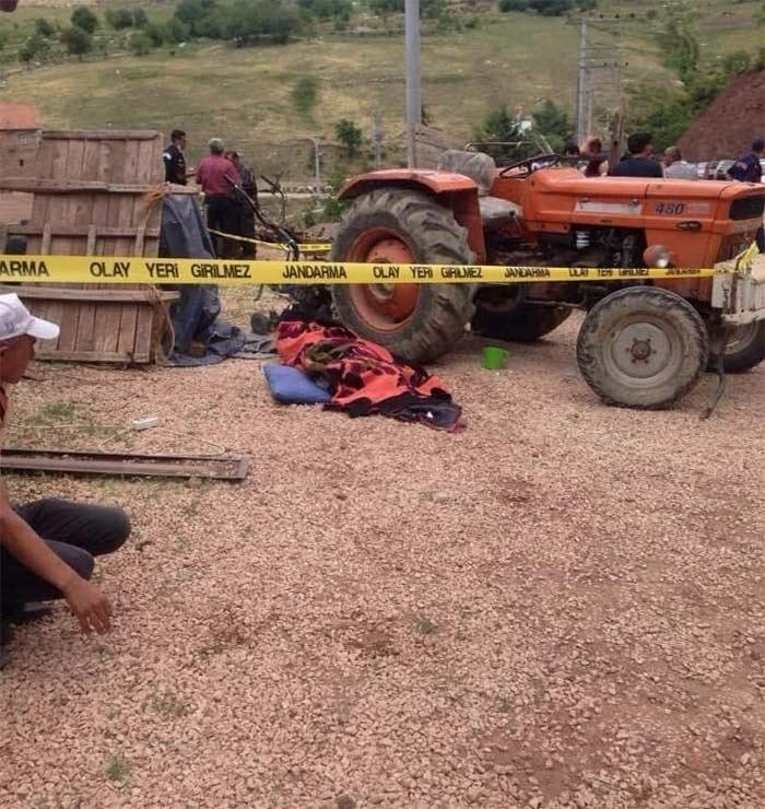 Karaman'da Feci Şekilde Yaşamını Yitirdi