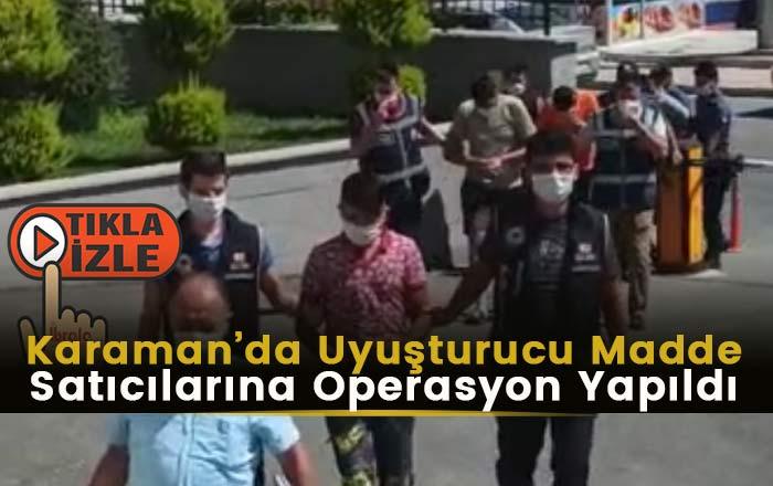 Karaman Operasyon