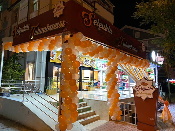 Selçuklu Tulumbacısı Karaman'da ikinci şubesini açtı