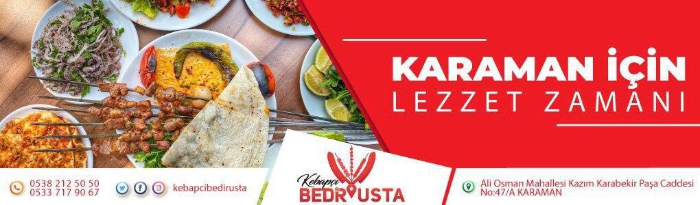 Bedirusta Karaman ibrala.com