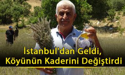 İstanbul'dan Geldi, Köyünün Kaderini Değiştirdi