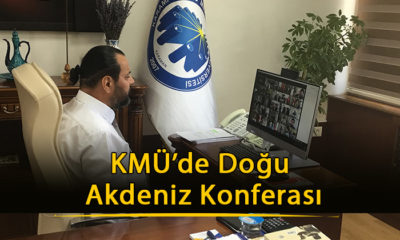 KMÜ'de Doğu Akdeniz Konferansı