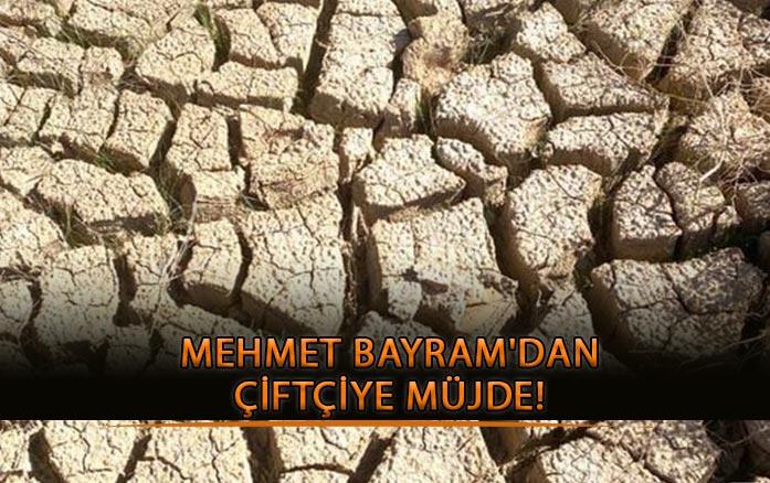 Mehmet Bayram'dan Çiftçiye Müjde!