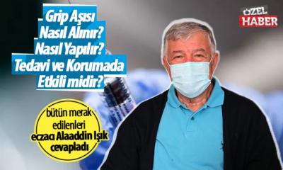Karaman'da grip aşısı ile ile ilgili merak ettikleriniz