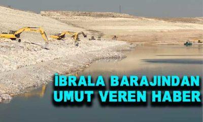Karaman ibrala barajı onarımı ne aşamada?