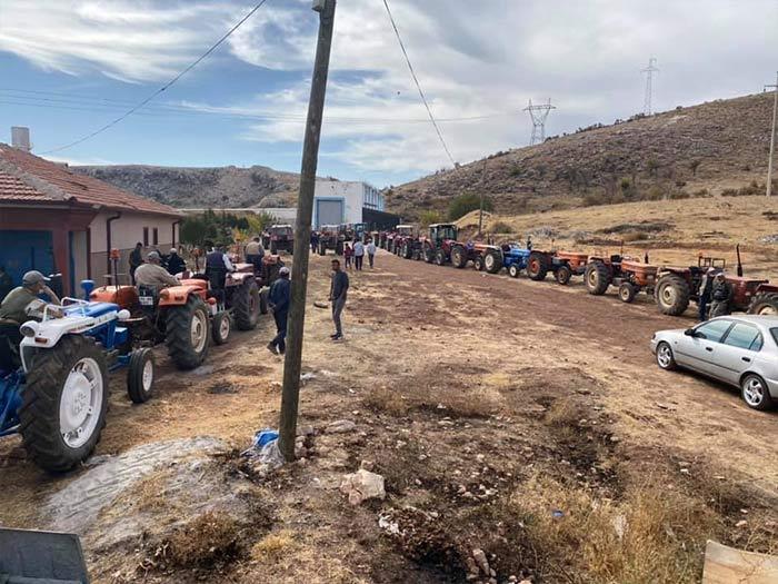 Karaman'da köylü vatandaşlara büyük hizmet