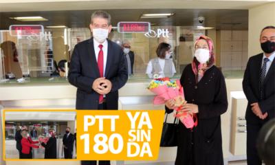 PTT Teşkilatı 180 Yaşında!