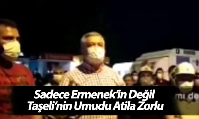 Sadece Ermenek'in Değil Taşeli'nin Umudu Atila Zorlu
