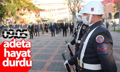 Karaman'da 09.05'de Adeta Hayat Durdu