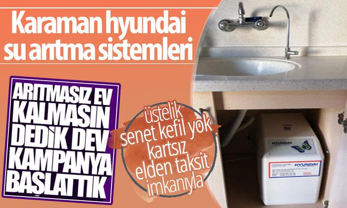 Karaman'da Arıtmasız Ev Kalmasın Dedik!