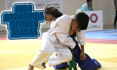 Karaman Sporcu Merkezi Judo Branşında Sporcu Alacak