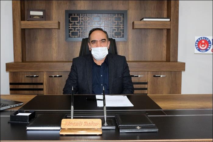 Türk Eğitim Sen Karaman Şube Başkanı Necati Batur (1)