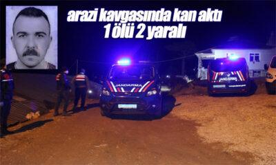 Karaman'da Arazi Kavgasında Kan Aktı: 1 Ölü 2 Yaralı