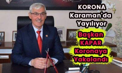 Korona Karaman'da yayılıyor! Dikkat!
