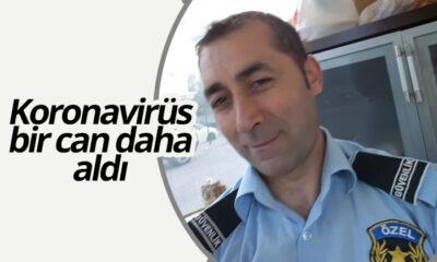 Koronavirüs Karaman'da Bir Can Daha Aldı