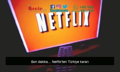 Son dakika… Netflix'ten Türkiye kararı