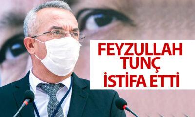 Ak Parti Karaman Merkez İlçe Başkanı Feyzullah Tunç İstifa Etti