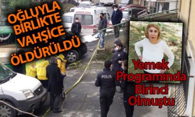 İstanbul'da Dehşet: Annesini ve Ağabeyini Koli Bandıyla Boğarak Öldürdü