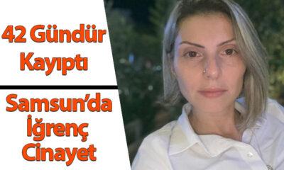 Samsun'da İğrenç Cinayet