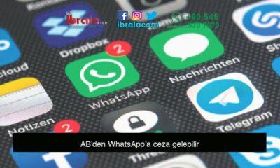AB'den WhatsApp'a ceza gelebilir