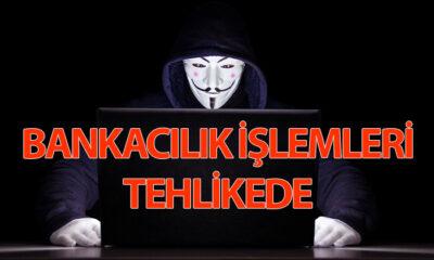 Bilişim Güvenliği Uzmanı Uyardı: Bankacılık İşlemleri Tehlikede