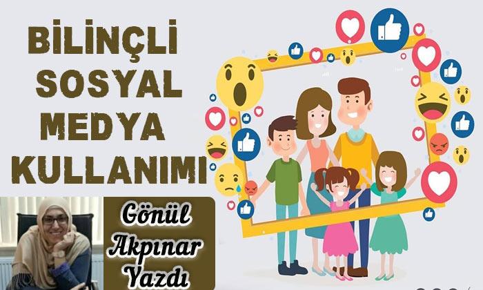 Bilinçli sosyal medya kullanımı