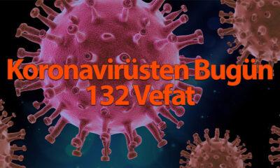 Koronavirüs Durum Raporu Açıklandı 132 ÖLÜM 7489 Vaka