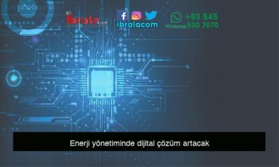 Enerji yönetiminde dijital çözüm artacak