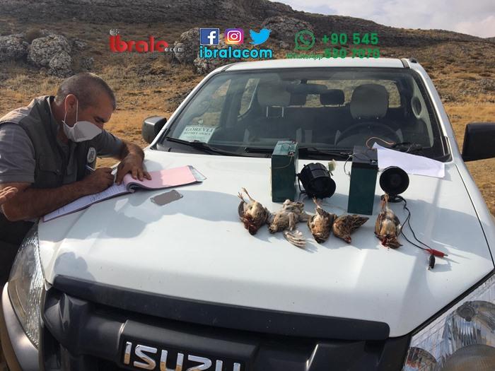 Karaman'da 207 kişiye ceza kesildi! 9 araca el konuldu
