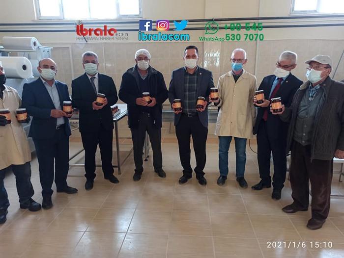 Karaman AK Parti teşkilatı görme engellileri unutmadı