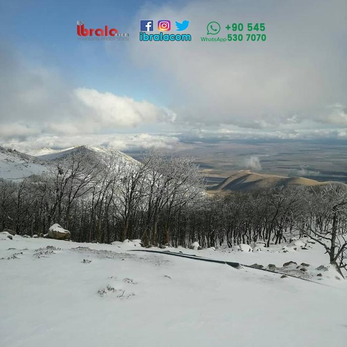 Karaman'da gözler gökyüzünde