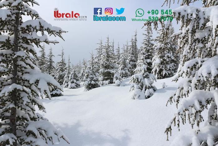 Karaman'dan muhteşem görüntüler