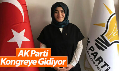 Karaman  AK Parti Kongreye Gidiyor