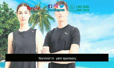 'Survivor'ın  yeni sponsoru