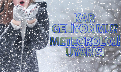 Havalar Buza Dönecek, Dikkat!