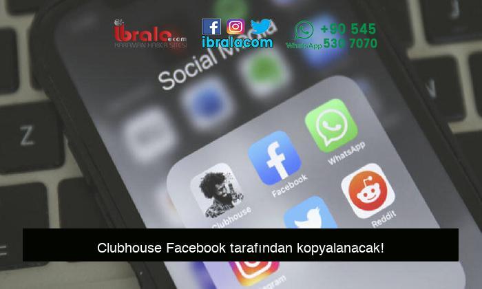 Clubhouse Facebook tarafından kopyalanacak!