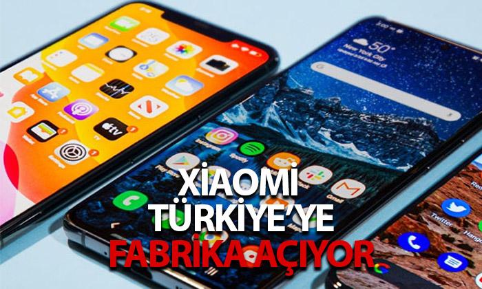 xiaomi-fabrika-türkiye