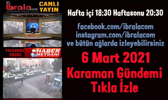 Karaman'da bugün neler yaşandı