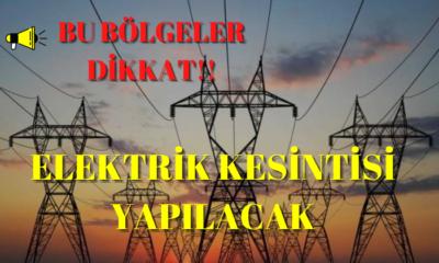 Dikkat! Karaman'da Elektrik Kesintisi Yaşanacak