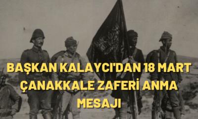 Karaman Belediye Başkanı Şehitlerimiz yad etti