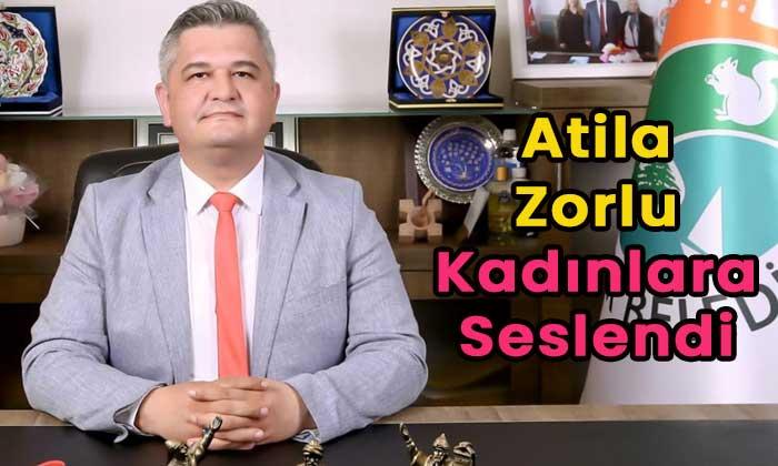 Ermenek Belediye Başkanı kadınlara seslendi