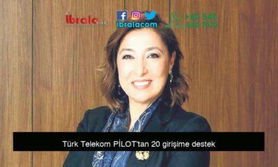 Türk Telekom PİLOT'tan 20 girişime destek