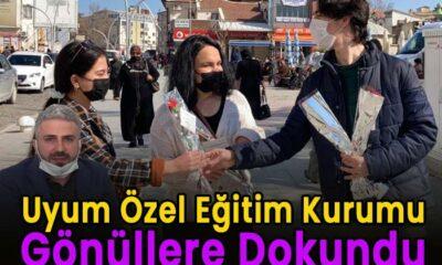Karaman'da Uyum Özel Eğitim gönüllere dokundu