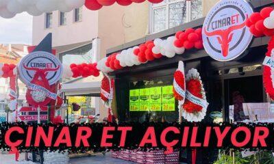 Karaman'da Çınar Et açılıyor