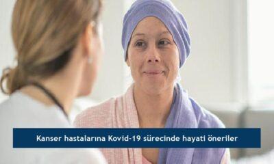 Kanser hastalarına Kovid-19 sürecinde hayati öneriler