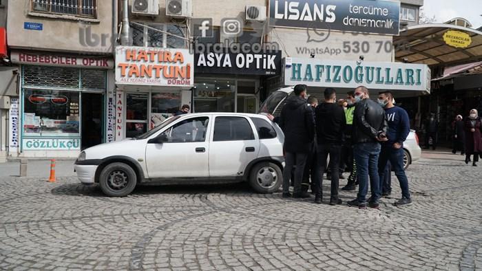 Karaman'da korku dolu anlar yaşandı!