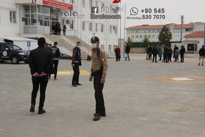 Karaman'da koronalı bir kişi 20 kişiyi mağdur etti!